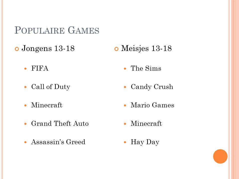 T HE S IMS Levenssimulatiespel Will Wright Eerste versie 2000 Single player Een speler beschikt over het leven van virtuele mensen