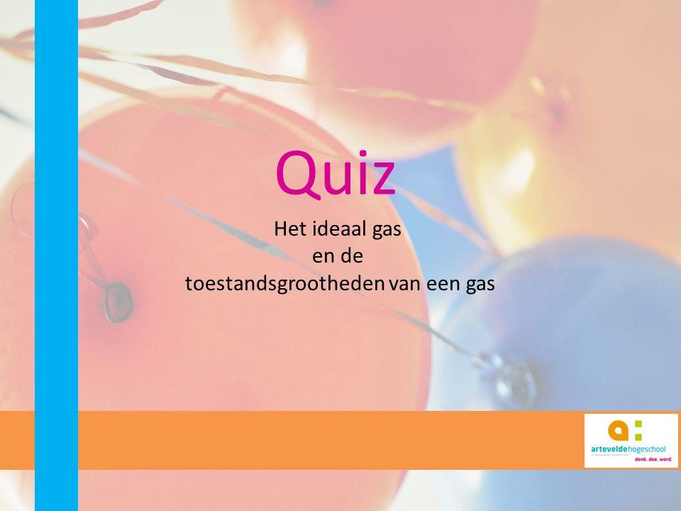 1) Welk van onderstaande modellen geeft de voorstelling van een gas weer?