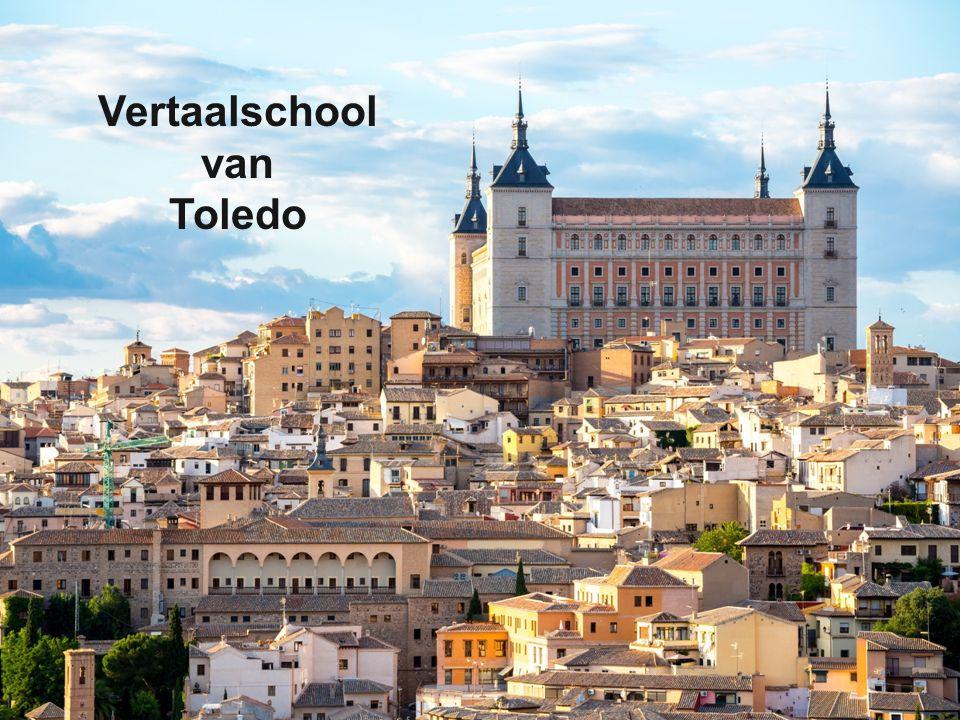 9 Vertaalschool van Toledo