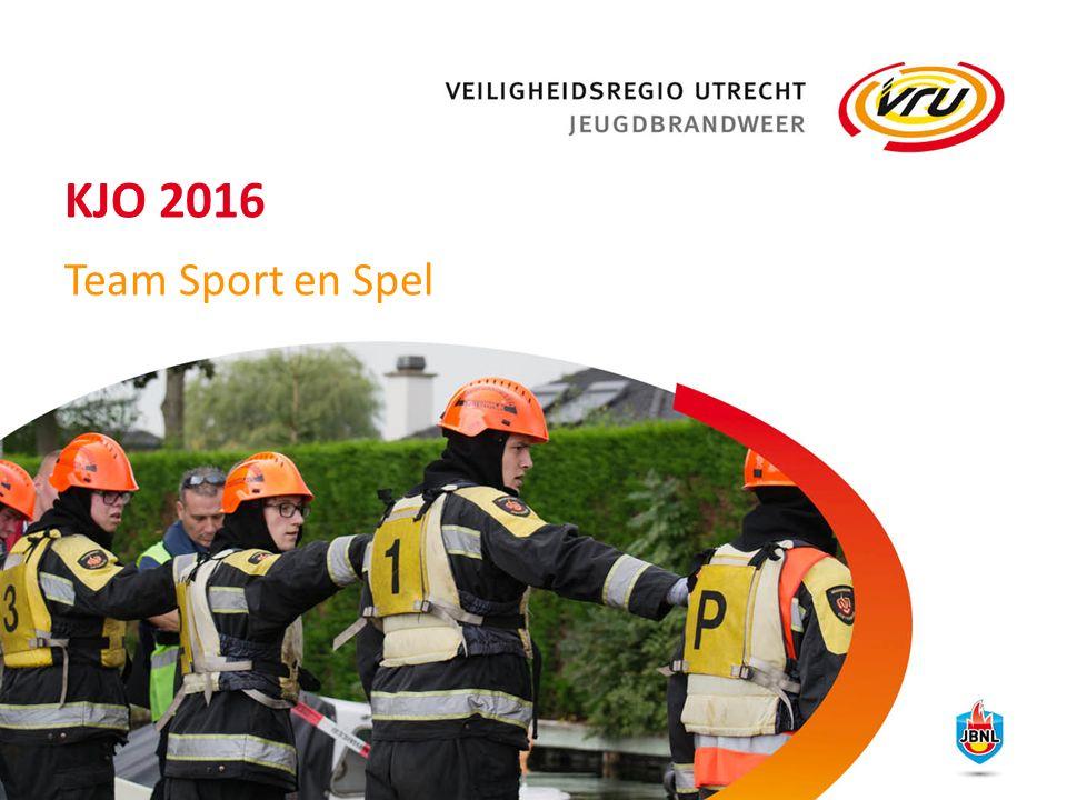 KJO 2016 Team Sport en Spel