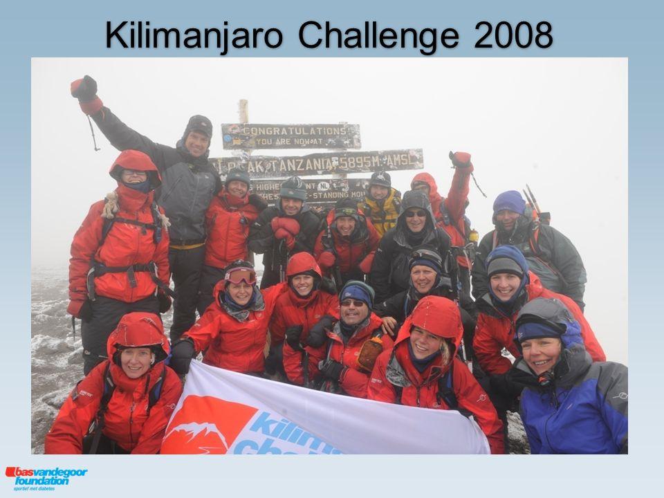 Kilimanjaro Challenge 2008
