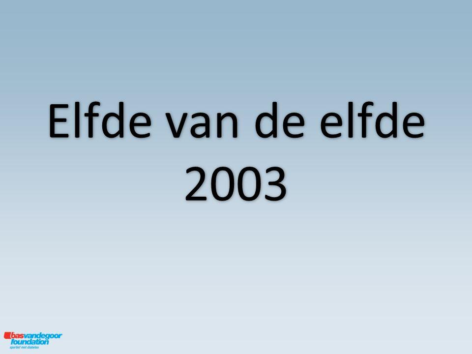 Elfde van de elfde 2003