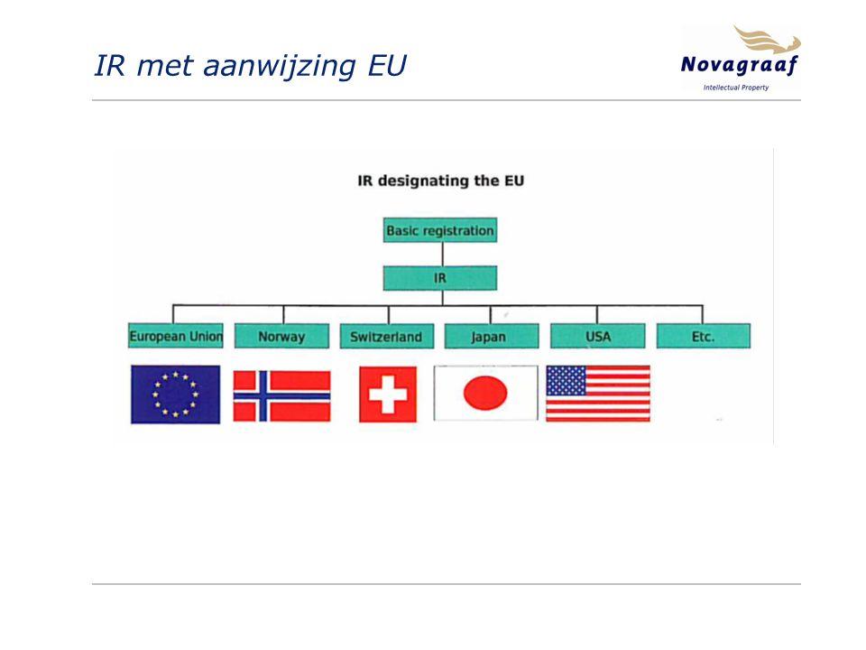IR met aanwijzing EU