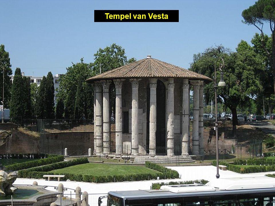 De Palatijnheuvel en het Circus Maximus