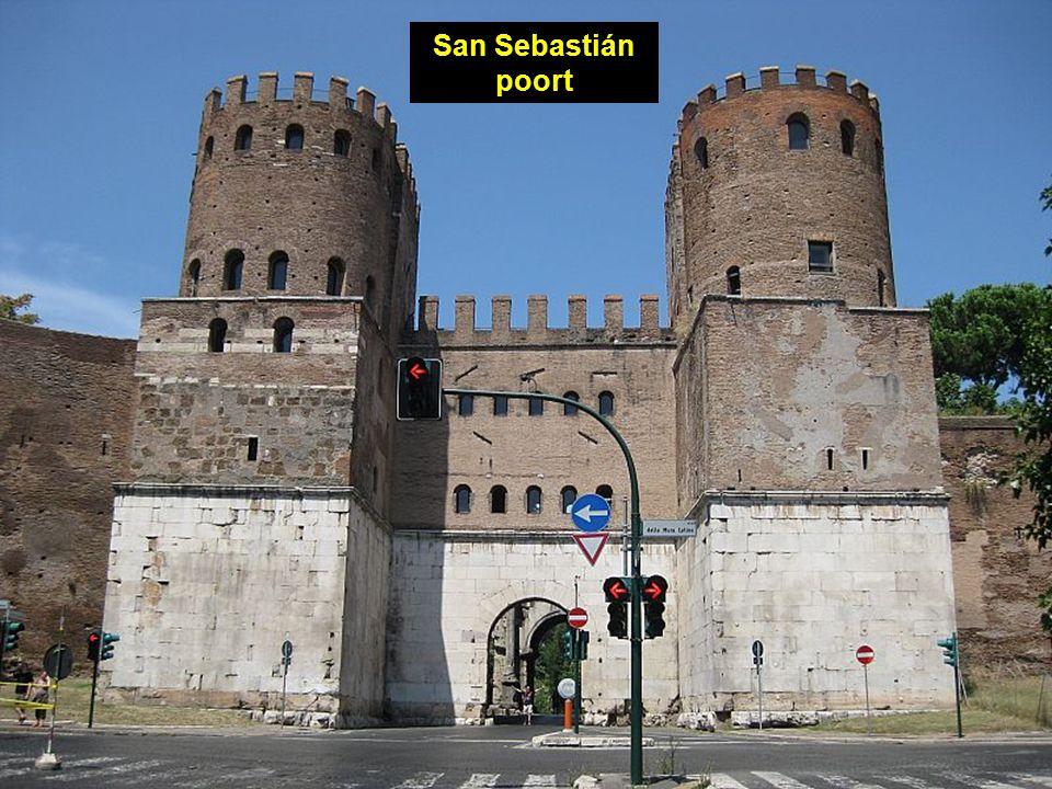 San Sebastián poort