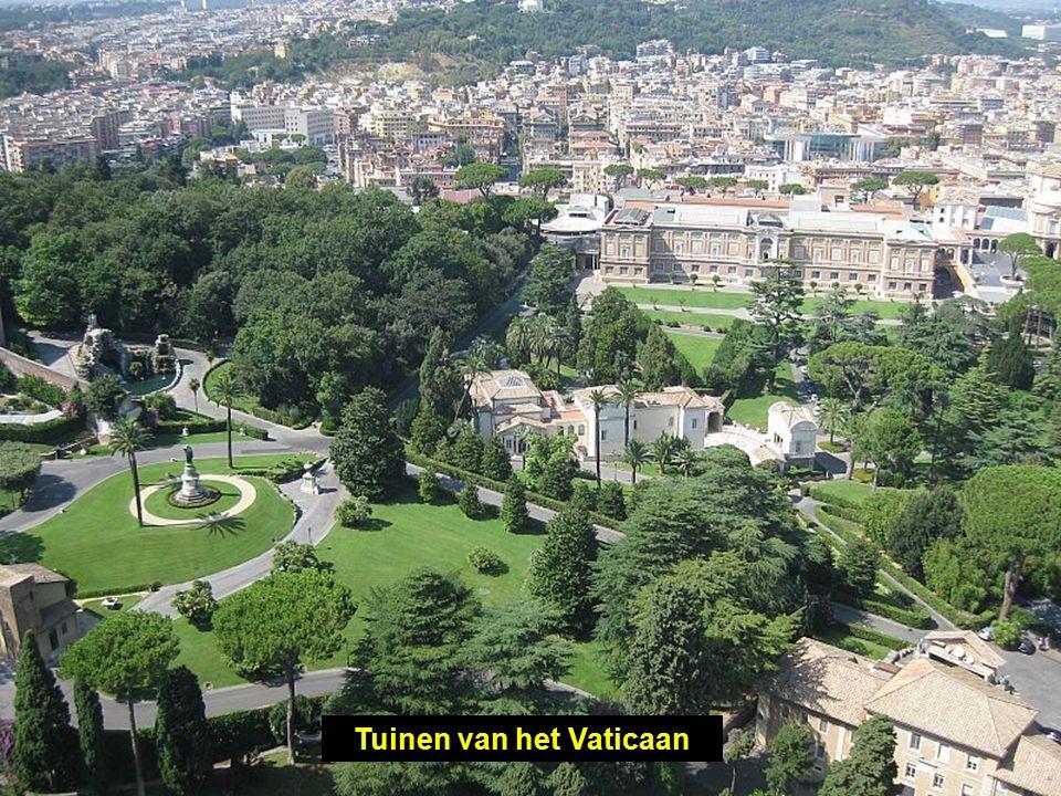 Tuinen van het Vaticaan