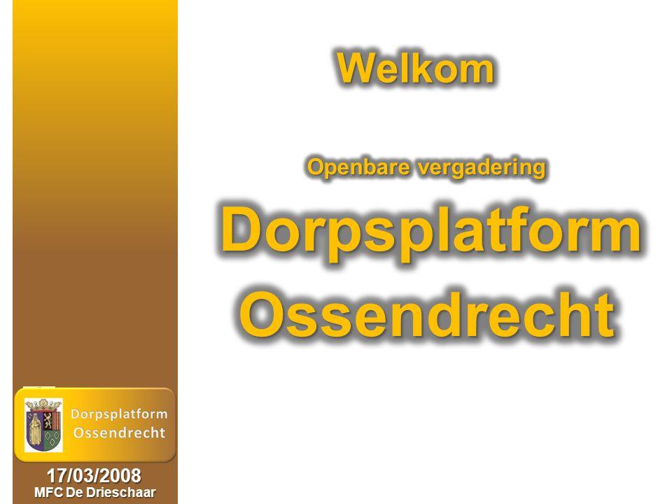 MFC De Drieschaar 17/03/2008