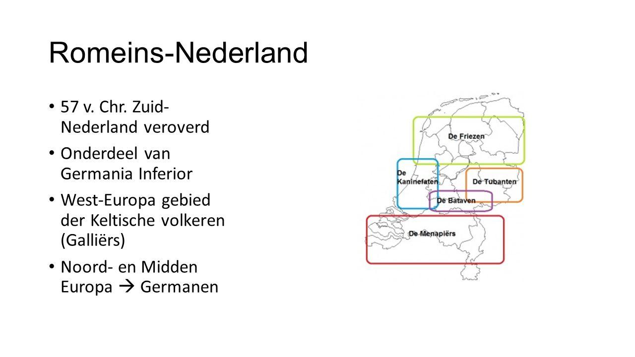 Romeins-Nederland 57 v. Chr.