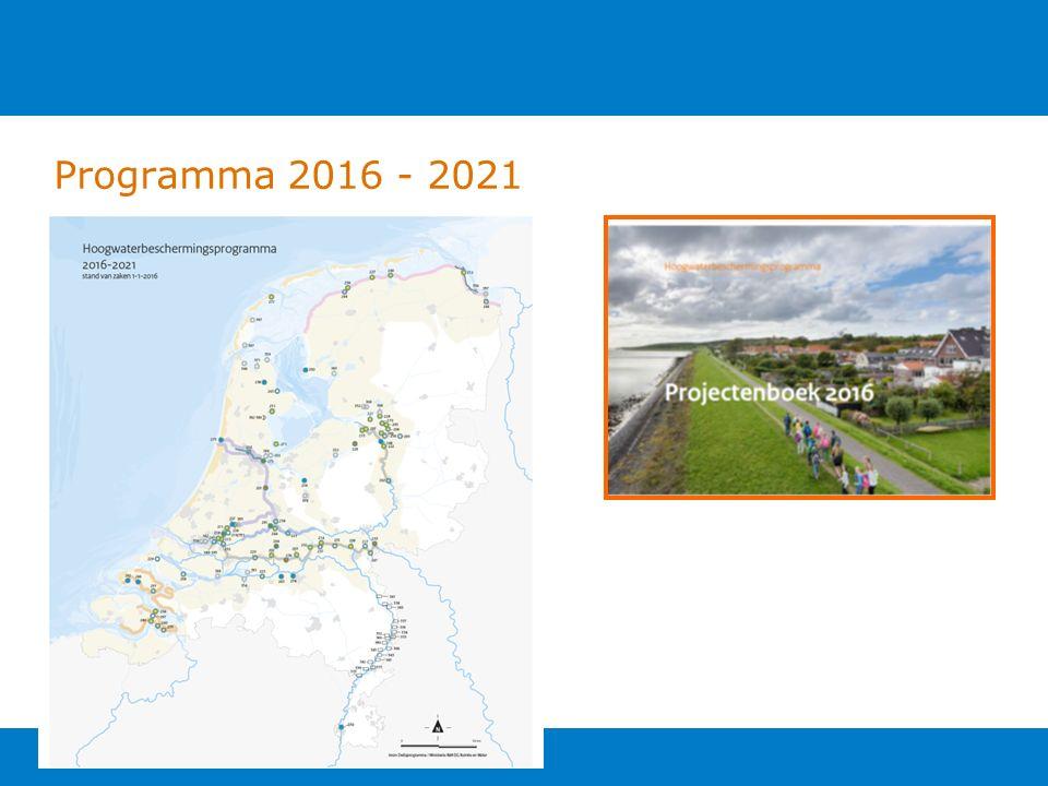 Programma 2016 - 2021