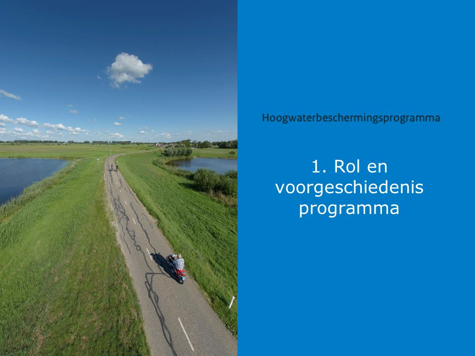 Waterkeringszorg in Nederland