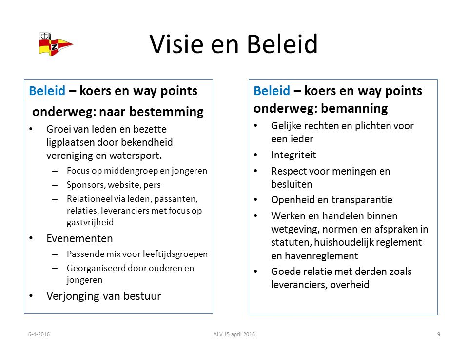 Aftreedschema bestuur en commissies Voorjaar 2016 Penningmeester: – Kees de Jong, interim, herkiesbaar.