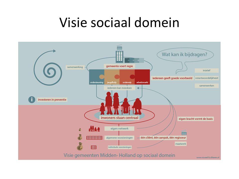 Visie sociaal domein