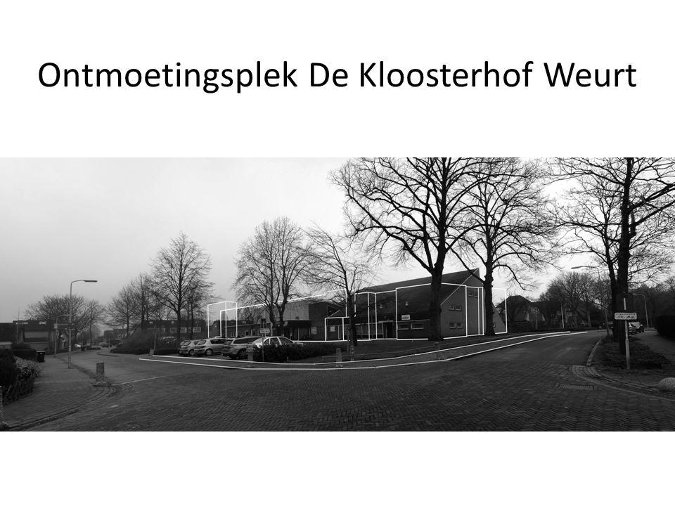 Ontmoetingsplek De Kloosterhof Weurt