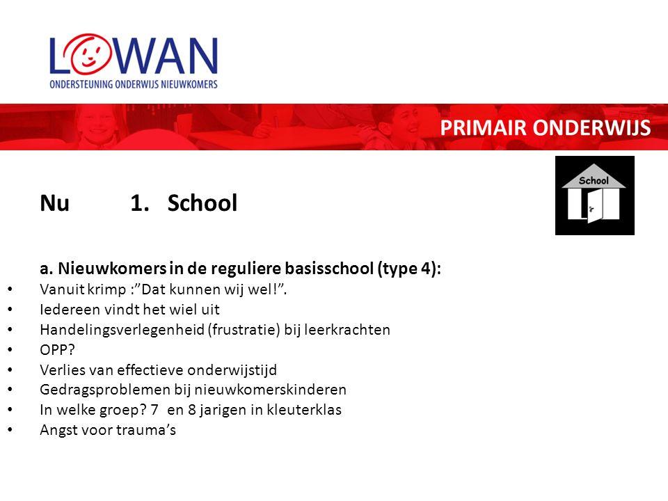 Kortom Heldere afspraken in de regio over welke scholen eerste opvang en vervolgopvang kunnen bieden en welke (extra) ondersteuning zij daarbij kunnen krijgen, zijn belangrijk voor een ononderbroken schoolloopbaan van nieuwkomers.