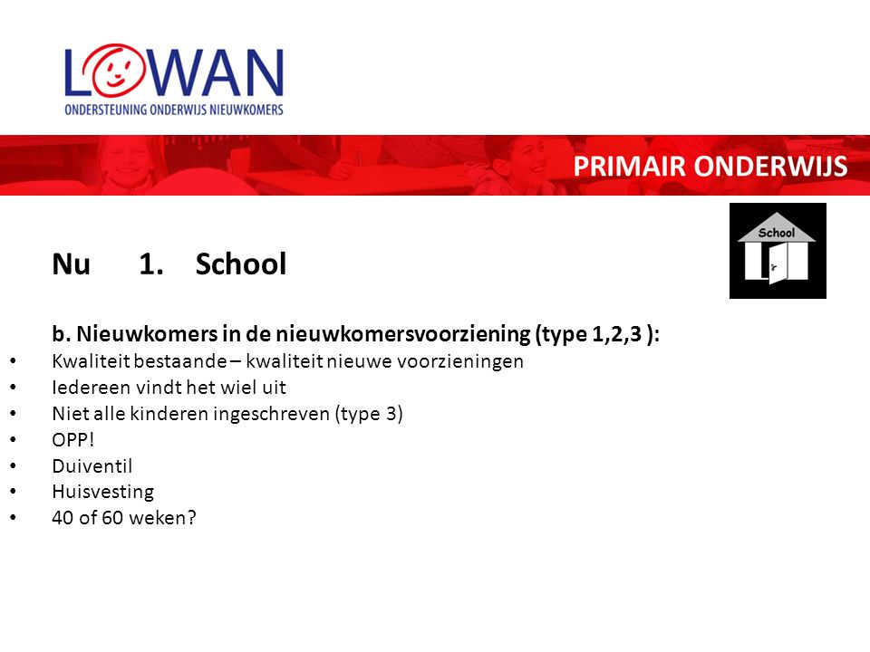 Nu 1. School b.