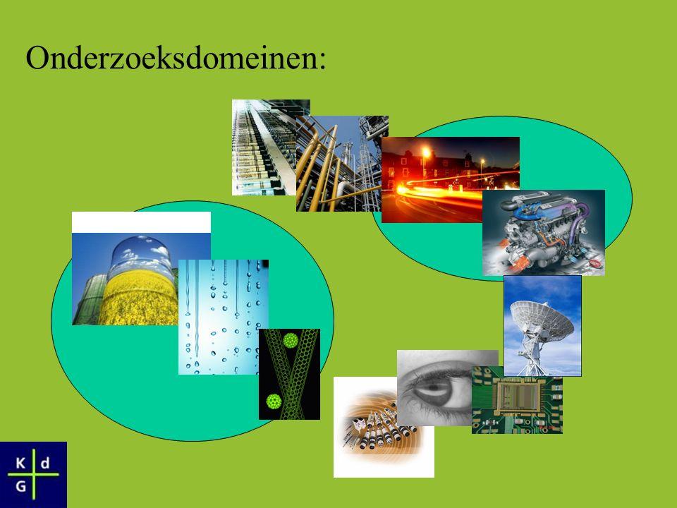 Toekomstplannen KdG-… (2) KdG technologie ivm waterzuivering schalen naar ngo-niveau Concept van zero cost zoet water winning uit zoutrijke waters/zeewater