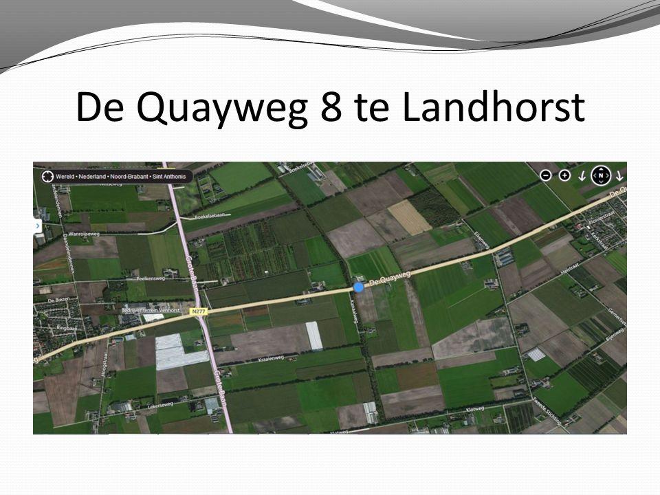 Waarom De Quayweg 8 Verordening Ruimte maakt het mogelijk sinds 7 febr.
