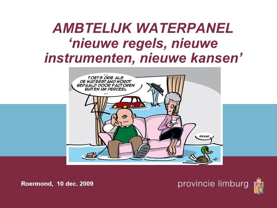 Programma (1) 13.30 uur Welkom (Hein Kicken, Provincie) Uitvoering Samenwerkingsprogramma Sted.