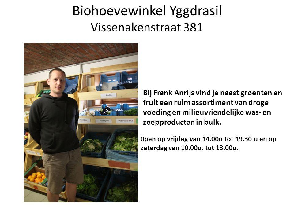 Brouwerij Vissenaken Metselstraat 74 Bij brouwer Scheys heb je altijd prijs.