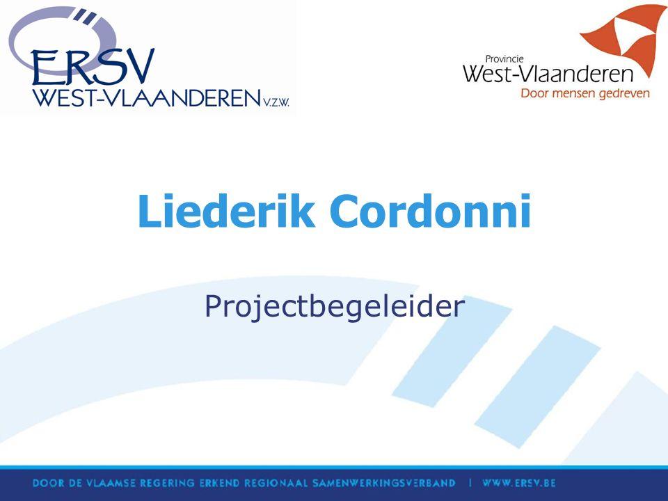Liederik Cordonni Projectbegeleider