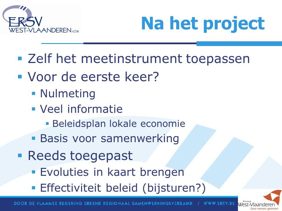 Hendrik Verkest Voorzitter RESOC Midden-West-Vlaanderen