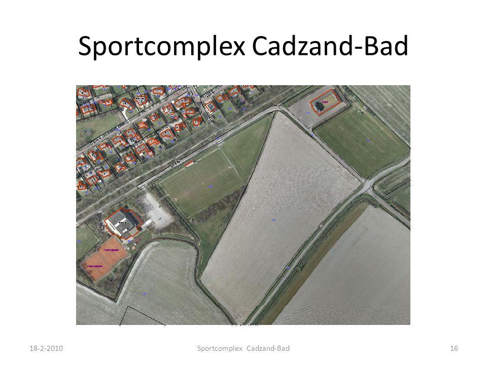 Sportcomplex Cadzand-Bad 18-2-2010Sportcomplex Cadzand-Bad16
