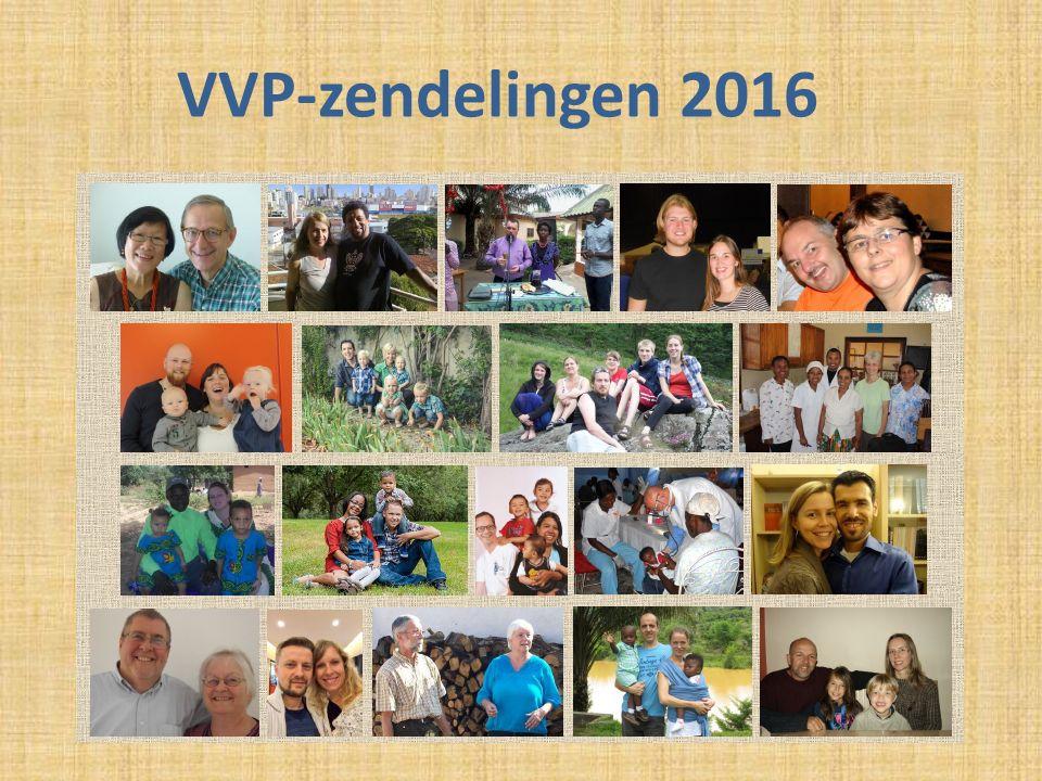 VVP-zendelingen 2016