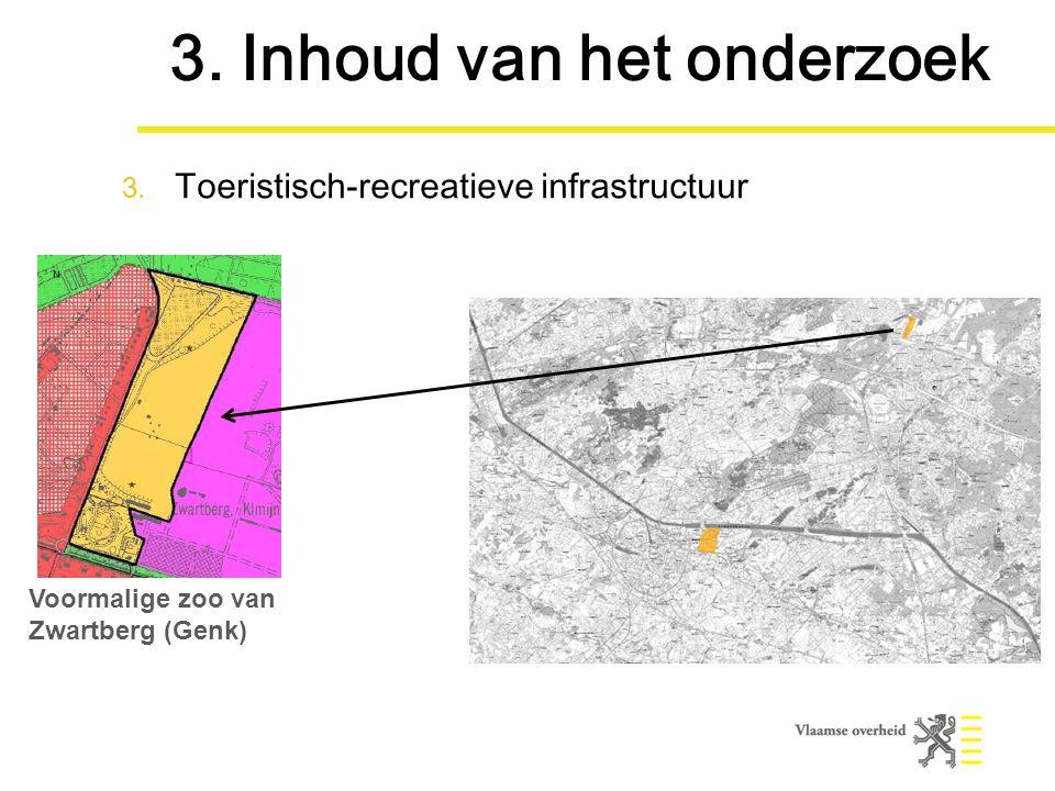 Voormalige zoo van Zwartberg (Genk) 3. Inhoud van het onderzoek 3.