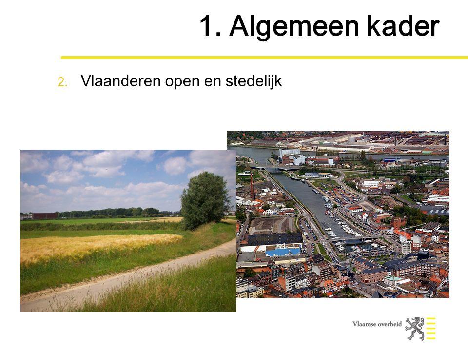 2. Vlaanderen open en stedelijk