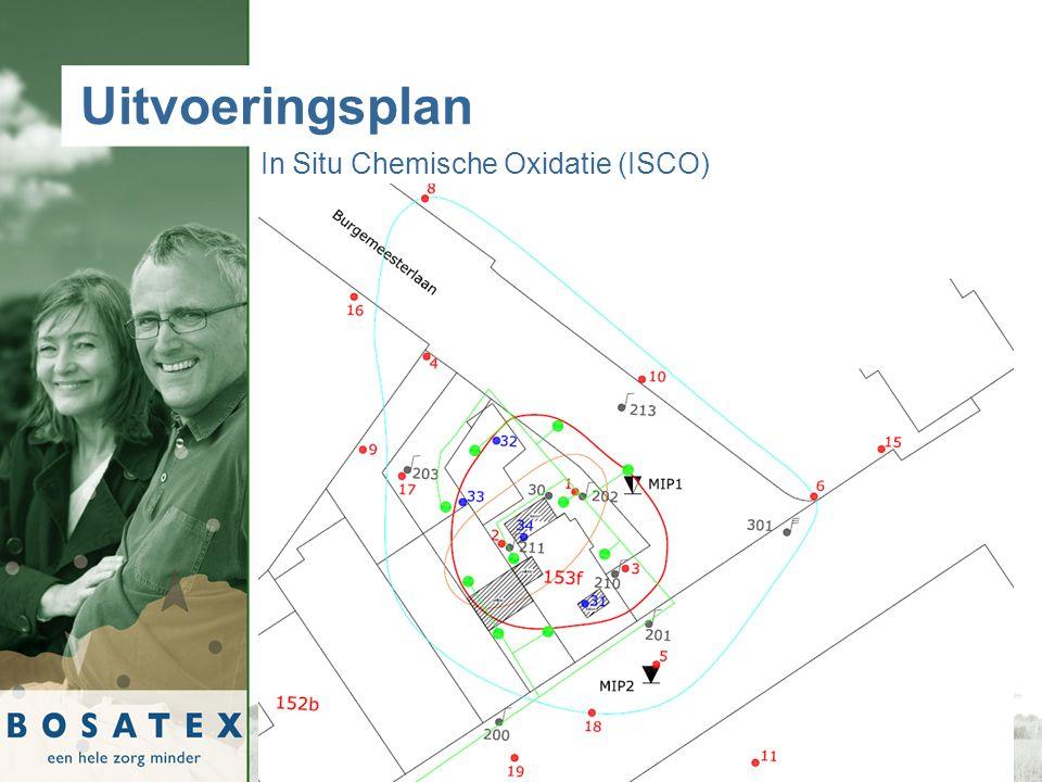 Uitvoeringsplan In Situ Chemische Oxidatie (ISCO)