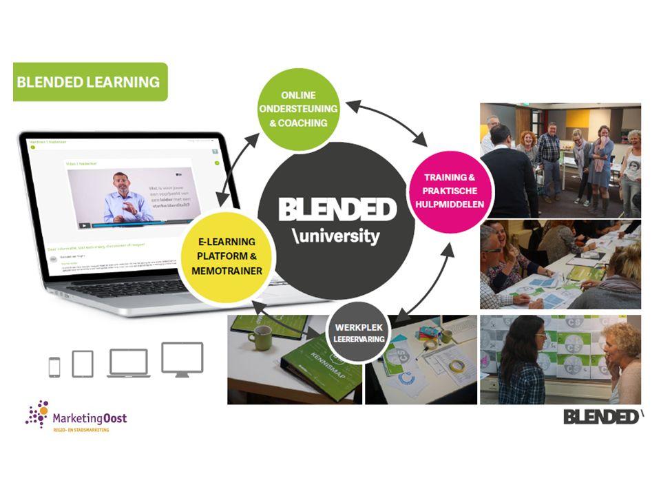 Blended Learning & BestemmingOost