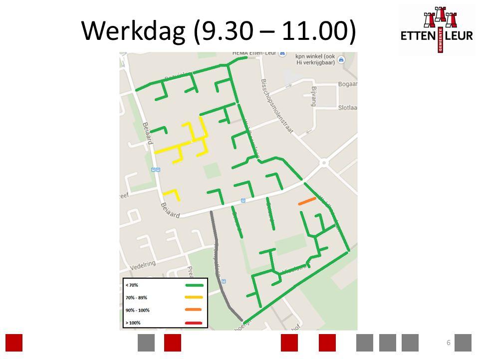 Werkdag (9.30 – 11.00) 6