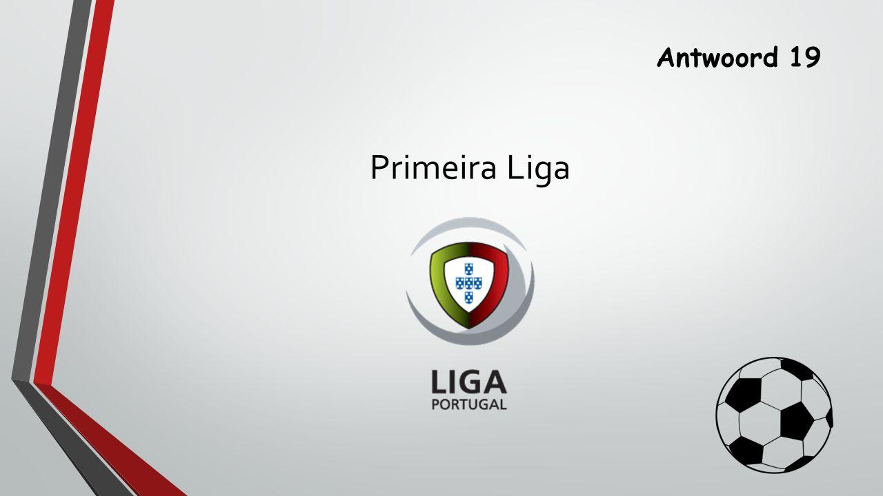 Antwoord 19 Primeira Liga