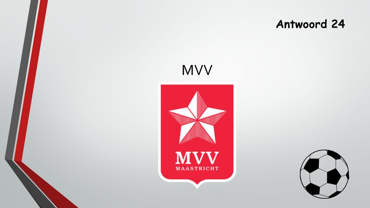 Antwoord 24 MVV