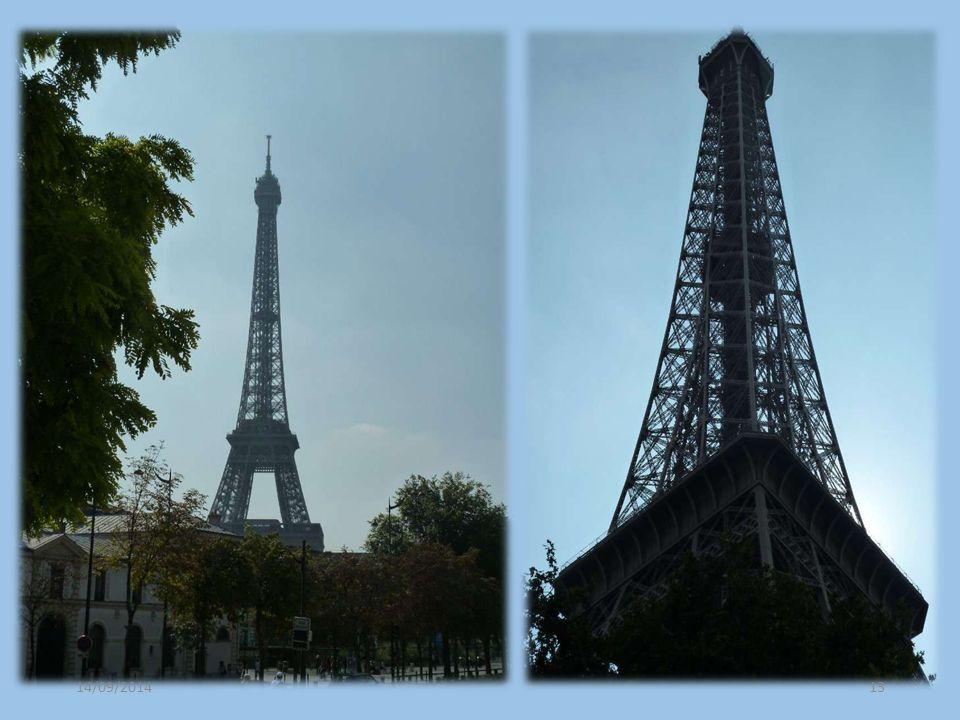 De Eiffeltoren De Eiffeltoren (Frans: la tour Eiffel) is een monument in Parijs en een van de bekendste en meest bezochte bezienswaardigheden van Frankrijk.