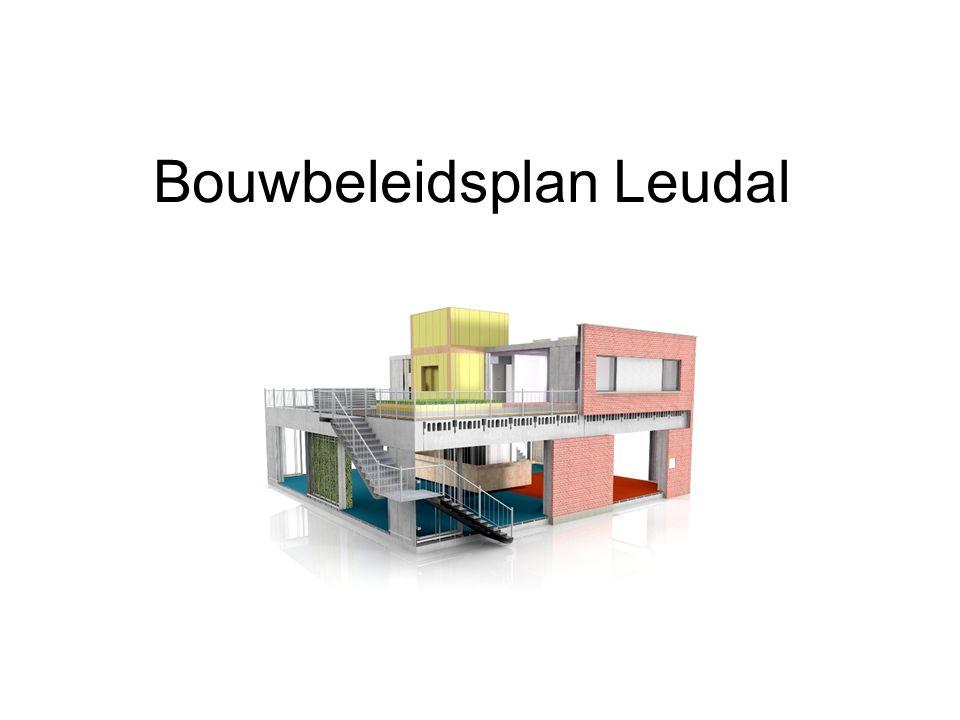Bouwbeleidsplan Leudal