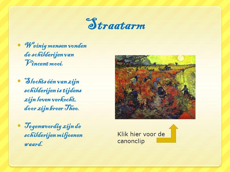 Zelfportretten en brieven Wij weten veel van Vincent van Gogh.