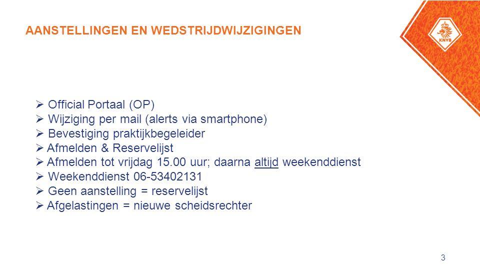  Rapportage & promotie/degradatie  Themabijeenkomstenscheidsrechters  Wedstrijdvergoeding € 21,30  Reiskostenvergoeding € 0,26 / km  Kleding of accessoires: www.knvbshop.nl www.knvbshop.nl 4 WAT IS ER NOG MEER?