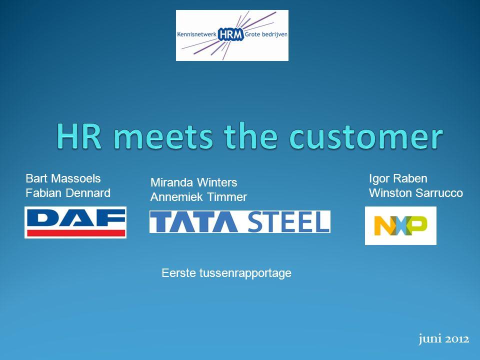 Groepsproces & leertraject Keuze Automotive Daf Tata Steel