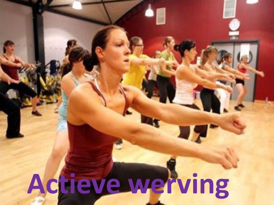 Actieve werving