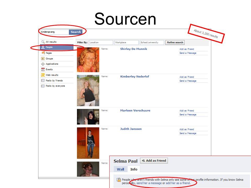Sourcen
