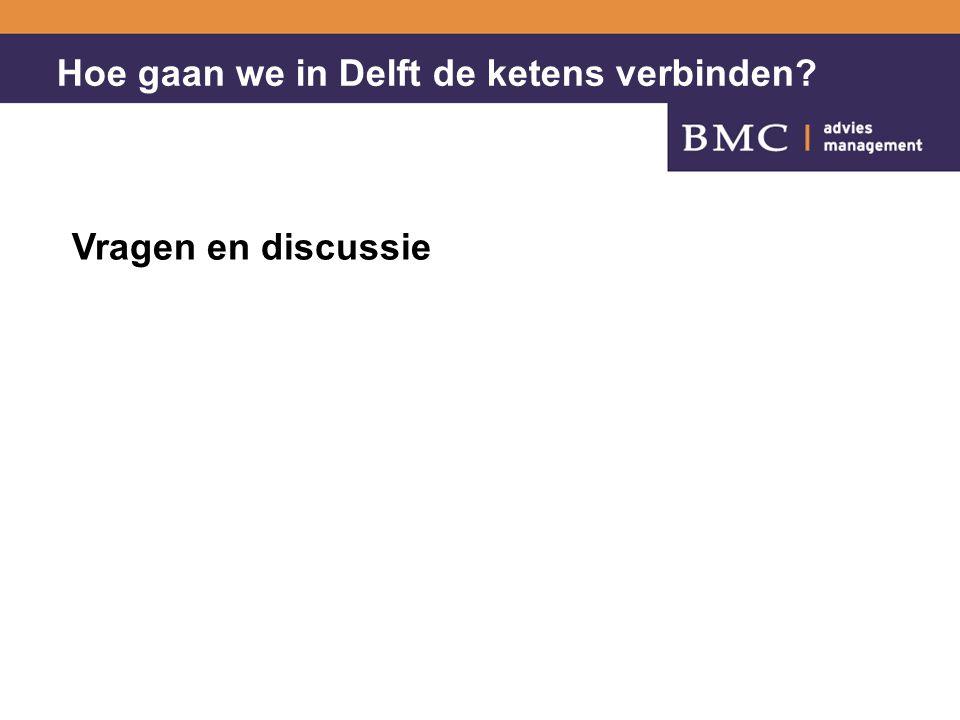 18NN/200418NN/2004 Hoe gaan we in Delft de ketens verbinden Vragen en discussie