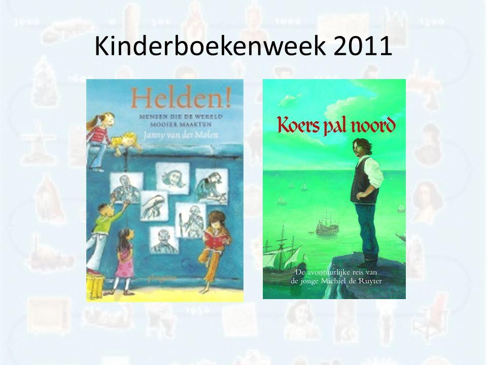 Kinderboekenweek 2011