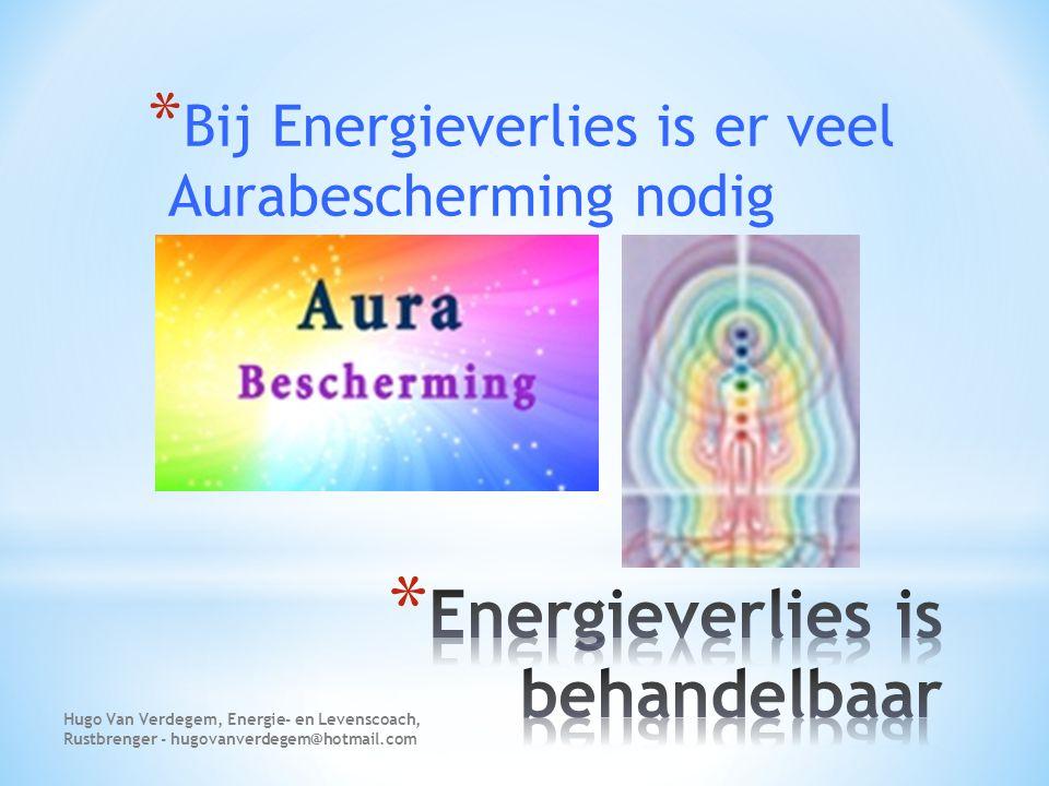 * Te weinig water drinken – drink gevitaliseerd water Hugo Van Verdegem, Energie- en Levenscoach, Rustbrenger - hugovanverdegem@hotmail.com