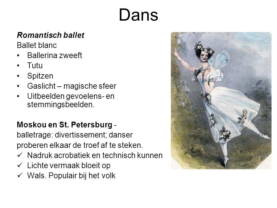 Dans Romantisch ballet Ballet blanc Ballerina zweeft Tutu Spitzen Gaslicht – magische sfeer Uitbeelden gevoelens- en stemmingsbeelden.