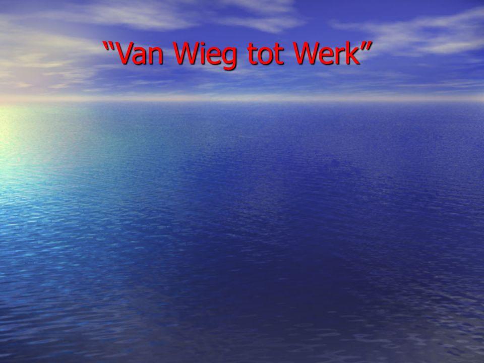 Van Wieg tot Werk Van Wieg tot Werk