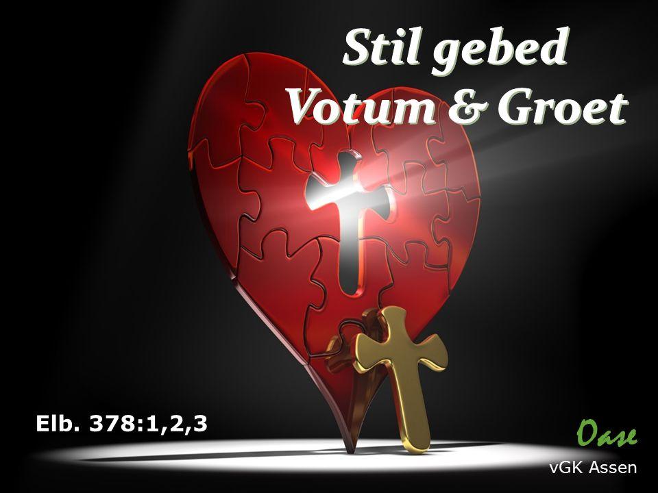 Elb. 378:1,2,3 Oase vGK Assen