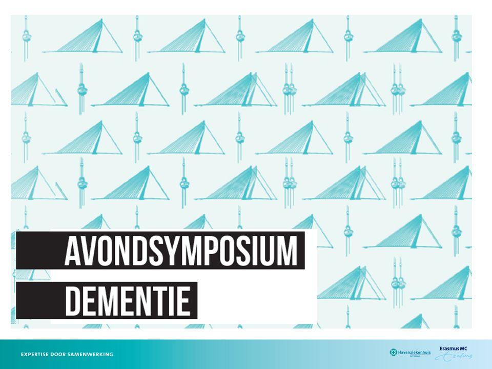 Presentatie Avondsymposium Rondom dementie