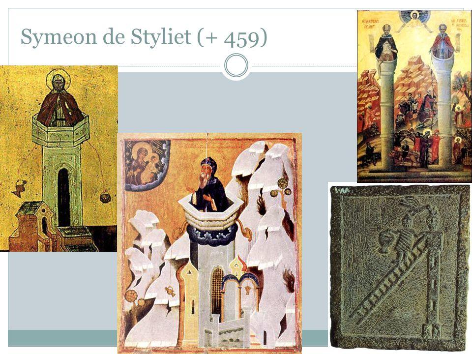 Symeon de Styliet (+ 459)