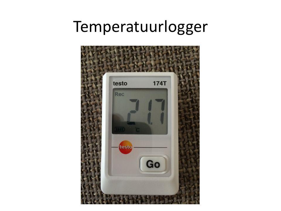 Temperatuurlogger